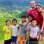 Viaggio nel Vietnam al nord