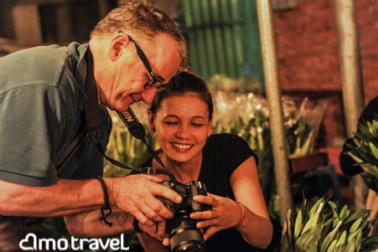 photo tour - floweral