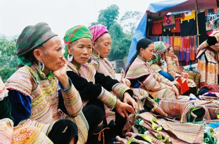 Tribu' a Sapa