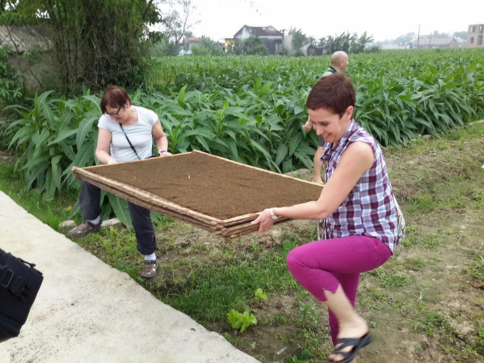 Attività quando durante il soggiorno al homestay jardine du mekong
